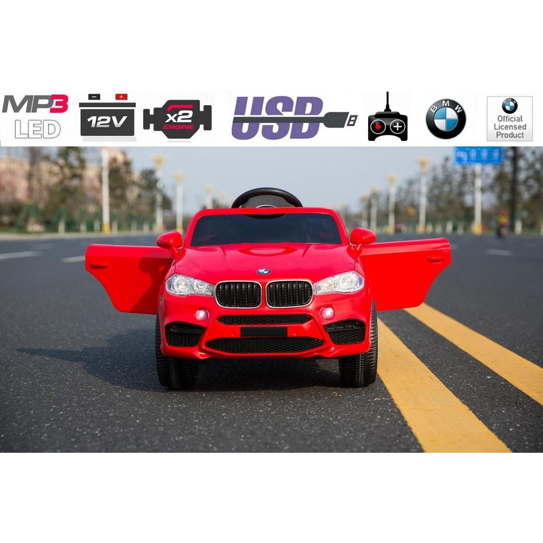 BMW X5 SUV / 2 x pogon / 12V / gumijasta kolesa / veliko opreme