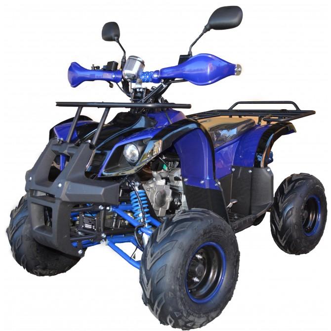 125cc  RENEGADE / avtomatik + R / maksimalna oprema