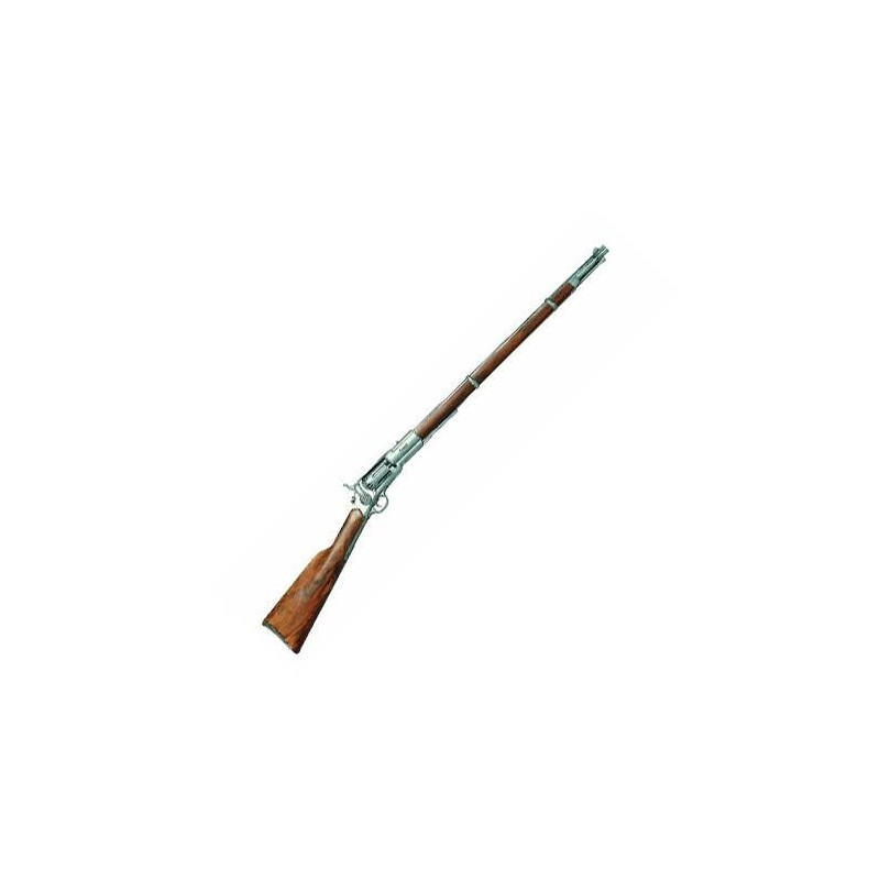 Ameriška puška z vrtljivim bobničem