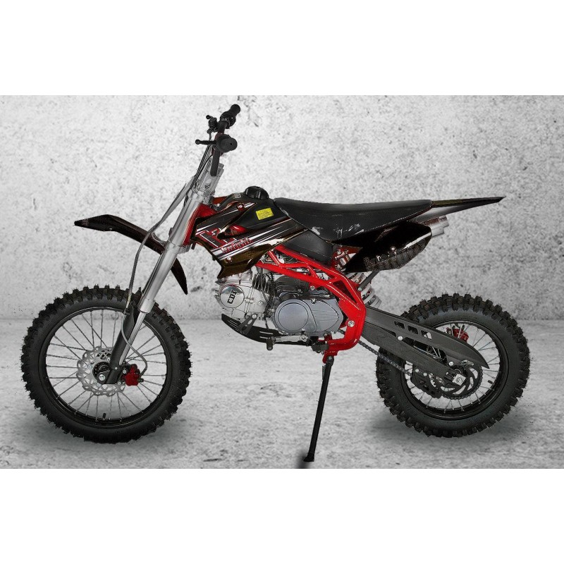 125 SKY Dirtbike 17/14
