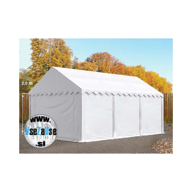 Sezonski skladiščni šotori / širina 3m / stranska višina 2m