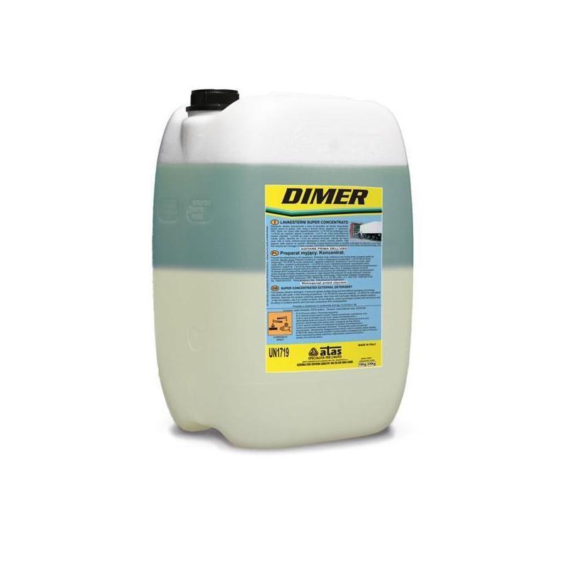 DIMER 10kg super koncentriran dvokomponentni detergent Atas