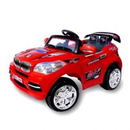Elektro avto BMW X / RC voden / za dva otroka / LED luči / MP3