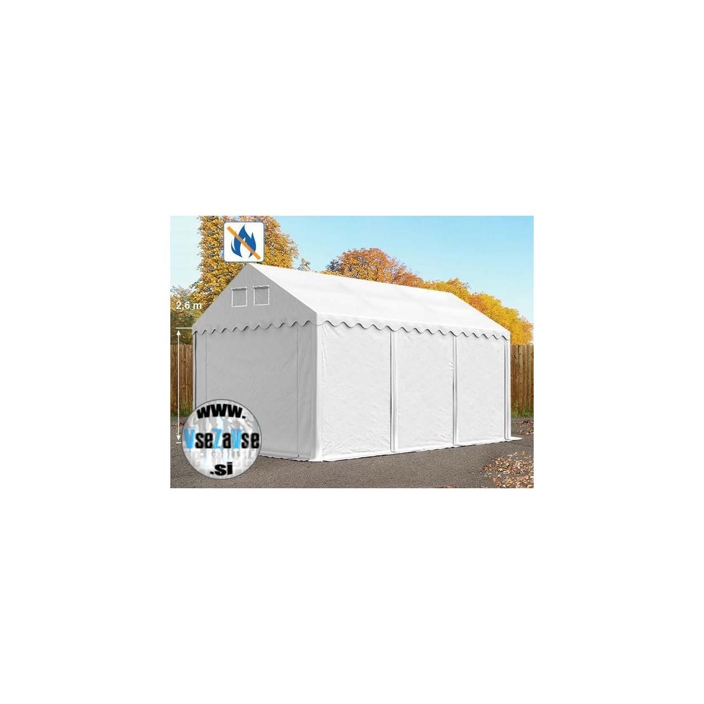 XL / negorljivi / skladiščni šotori / širina 4m / stranska višina 2.6m