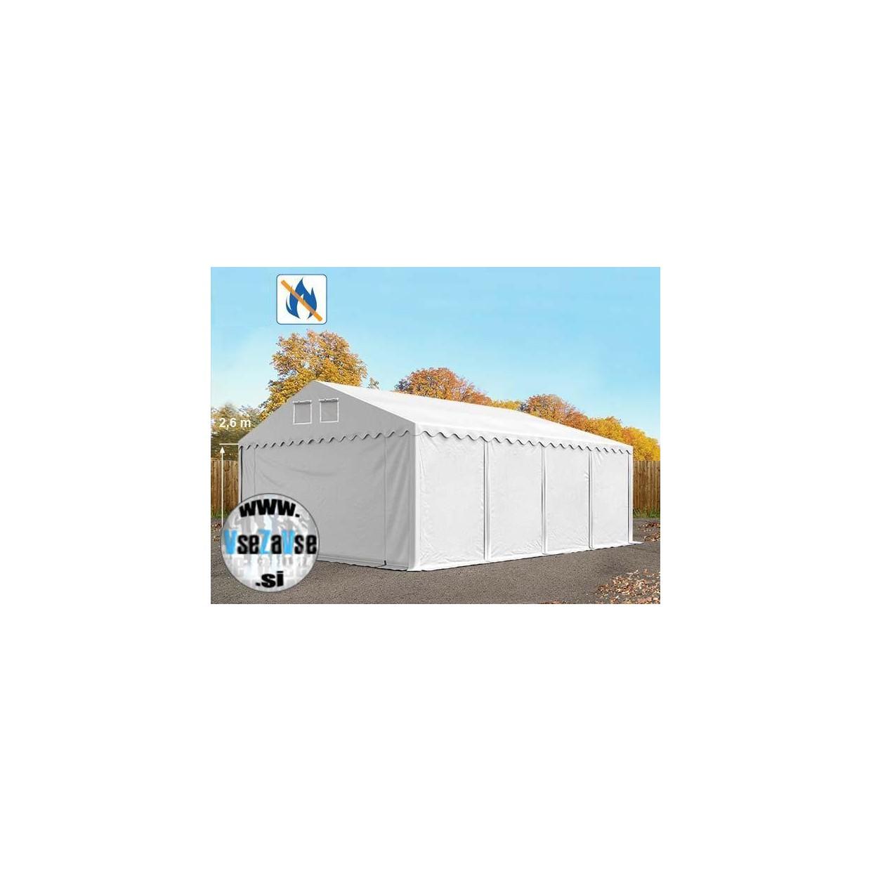 XL / negorljivi / skladiščni šotori / širina 6m / stranska višina 2.6m
