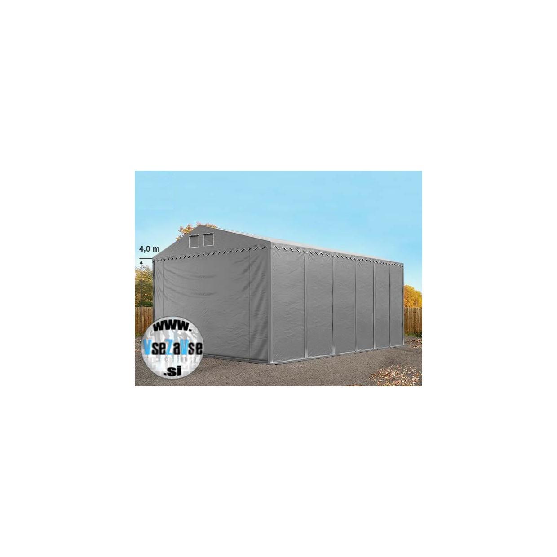 XXL / skladiščni šotori / širina 8m / stranska višina 4m