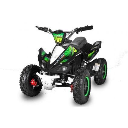 ATV mini elektro 800W / luči spredaj / hupa