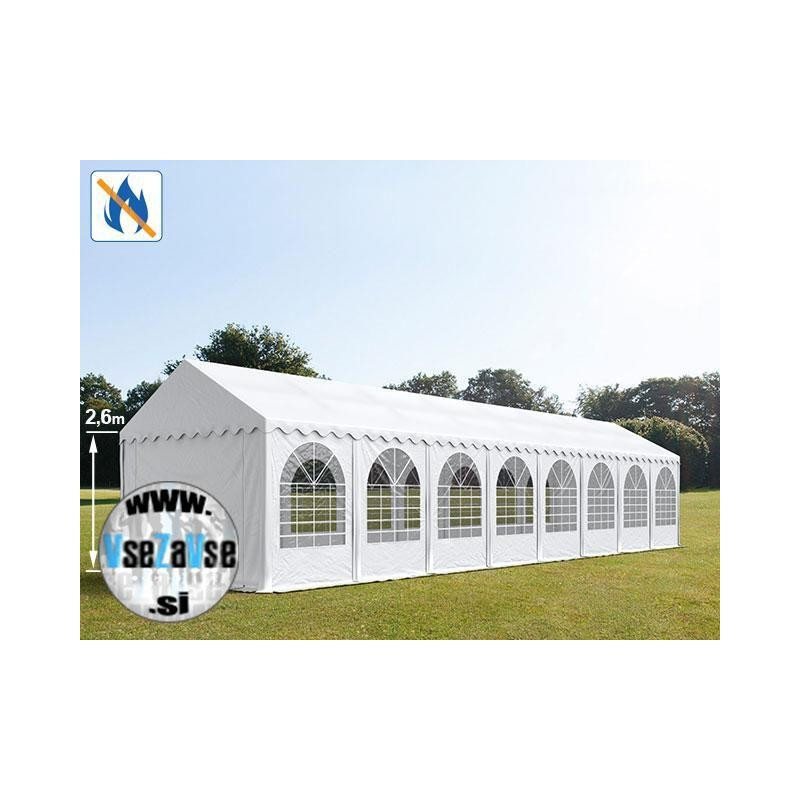 4 x 16m XXL Party šotor PVC