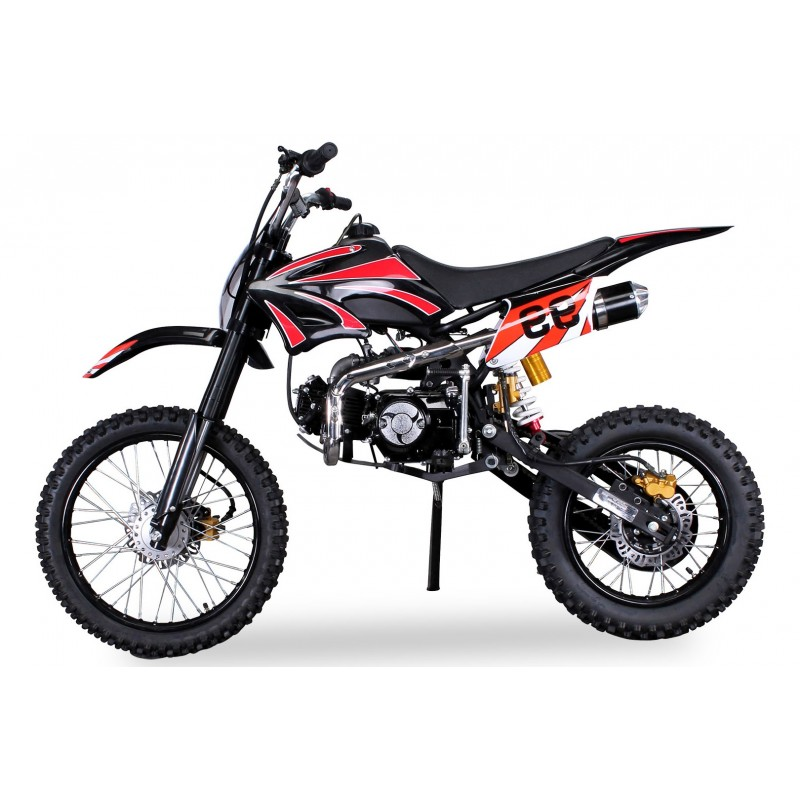 125cc DIRT BIKE 17/14