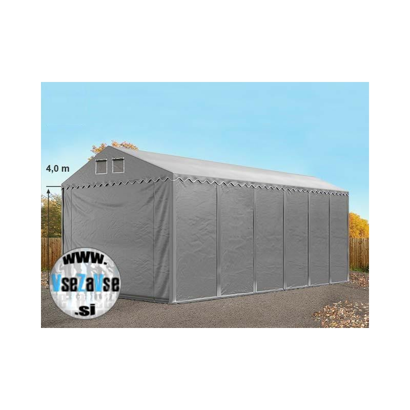 XXL / skladiščni šotori / širina 6m / stranska višina 4m