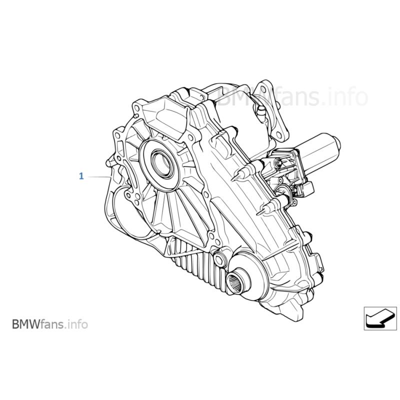 BMW X5,X6 (l.2006-2013) / pogonska enota