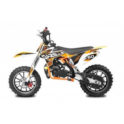 Mini Moto 49ccm3 KXD II GAZZELE / orange
